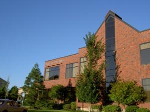 Building is West Linn, Oregon