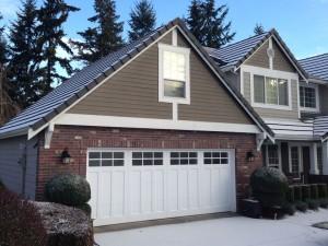 new Portland garage door