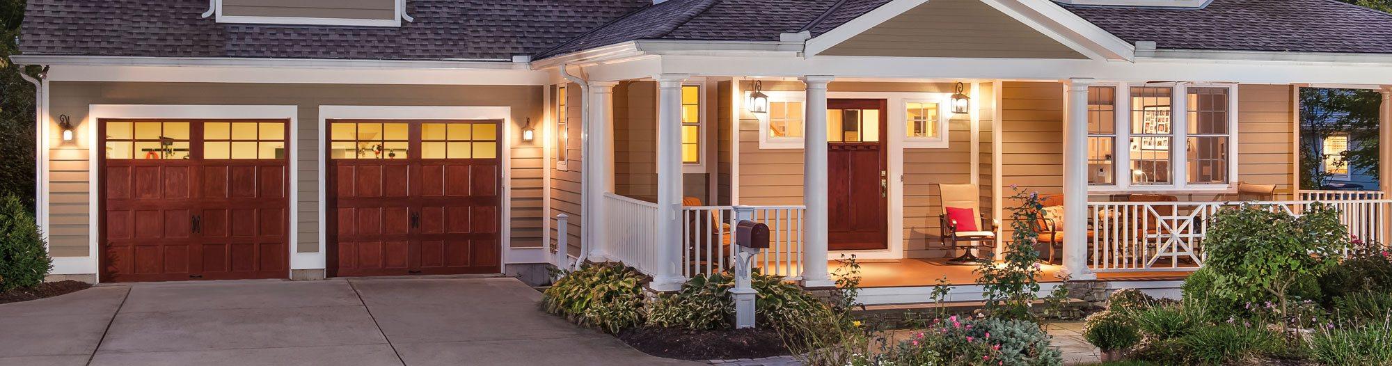 Beau Oregon City Garage Door