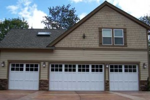 Portland garage door installation